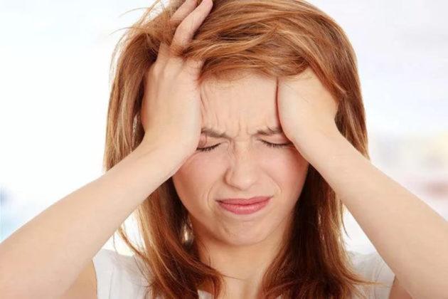невроз симптомы